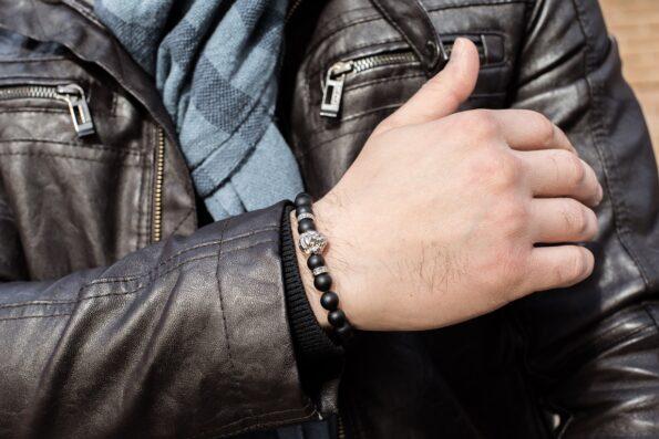 Onyx bracelet Mc Gregor Jewelry